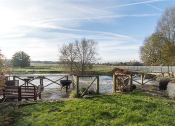 Thumbnail 3 bedroom detached house for sale in Ashford Road, Chartham, Canterbury, Kent
