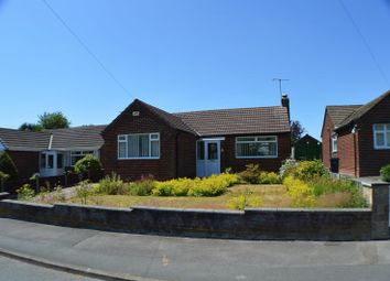 Thumbnail 2 bed detached bungalow for sale in St. Davids Avenue, Romiley, Stockport