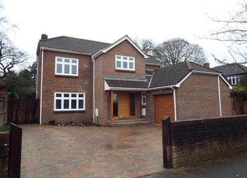 Thumbnail 4 bed detached house for sale in Abbotts Way, Southampton