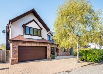 Thumbnail 5 bed detached house for sale in Moors View Close, Greenfield