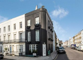 Thumbnail 4 bed terraced house for sale in Queensdale Road, London