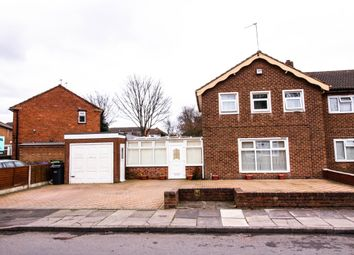 Thumbnail 3 bedroom semi-detached house for sale in Chartley Road, West Bromwich