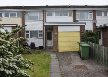 Thumbnail 3 bedroom terraced house for sale in Shrubbery Close, Barnstaple
