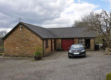 Thumbnail 1 bed detached bungalow for sale in Rufflers Close Villa, Henshaw, Bardon Mill, Northumberland.