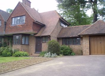 Thumbnail 2 bed semi-detached house to rent in Wonham Hill, Betchworth