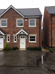 Thumbnail 3 bed semi-detached house to rent in Orchard Close, Scraptoft, Leicester, Leicestershire