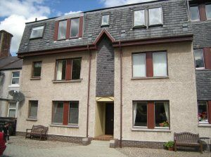 Thumbnail 2 bed flat to rent in Campbell Street, Fife