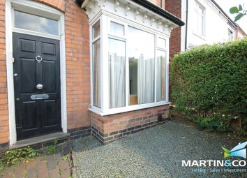 Thumbnail 3 bed terraced house to rent in Gordon Road, Harborne