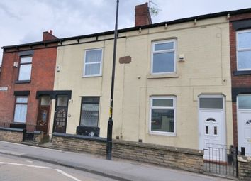 Thumbnail 2 bedroom terraced house to rent in Denton Road, Audenshaw, Manchester, Greater Manchester