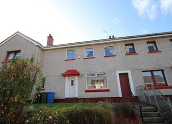 Thumbnail 3 bedroom terraced house for sale in Glenlora Drive, Glasgow, Lanarkshire