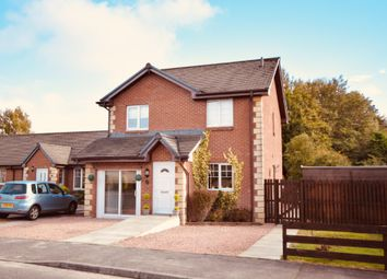 Thumbnail 4 bed detached house for sale in Primpton Avenue, Dalrymple, East Ayrshire