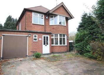 Thumbnail 3 bedroom detached house for sale in St. Albans Road, Arnold, Nottingham