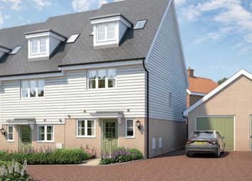 Thumbnail 3 bed semi-detached house for sale in At St Michael's Hurst, Barker Close, Bishop'S Stortford, Hertfordshire