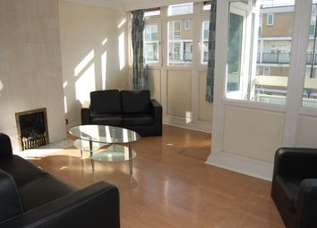 Thumbnail 4 bed flat to rent in Styles Gardens, London