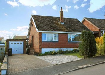 Thumbnail 2 bed detached bungalow for sale in Oakfield Park, Much Wenlock