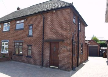 Thumbnail 3 bed semi-detached house for sale in Wakefield Road, Barnsley, South Yorkshire