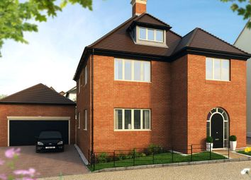 "Thumbnail 5 bed detached house for sale in ""The Crawford "" at Pitt Road, Winchester"