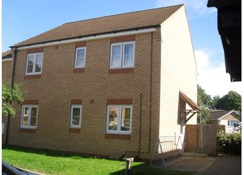 Thumbnail 2 bed maisonette for sale in 12 Powdertree Square, Cottagewell Court, Northampton, Northamptonshire