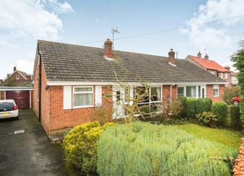 Thumbnail 3 bed semi-detached house for sale in School Lane, Kilnwick, Driffield