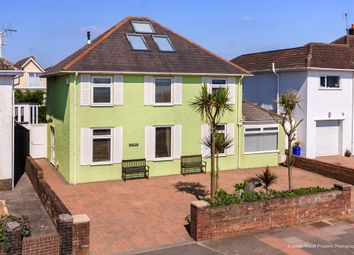 Thumbnail 4 bed detached house for sale in West Drive, Porthcawl