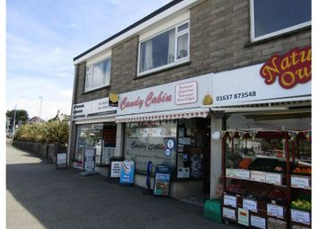 Thumbnail Retail premises for sale in Candy Cabin, Newquay