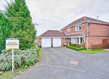 Thumbnail 4 bed property for sale in The Bowers, Chorley