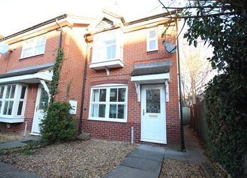 Thumbnail 2 bed semi-detached house to rent in Grove Field, Warndon Villages, Worcester