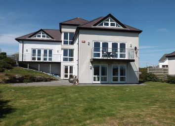 Thumbnail 4 bed detached house to rent in Lon Garreg Fawr, Trearddur Bay, Holyhead