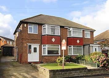 Thumbnail 3 bedroom semi-detached house for sale in June Road, Woodhouse, Sheffield