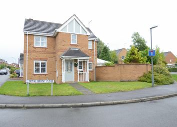 Thumbnail 3 bed detached house for sale in Spital Brook Close, Chesterfield