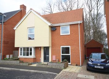 Thumbnail 4 bed property to rent in Solario Road, Queens Hills, Norwich