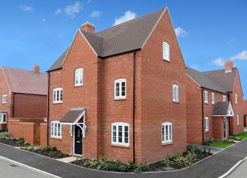 "Thumbnail 4 bed detached house for sale in ""Hexham"" at Halse Road, Brackley"