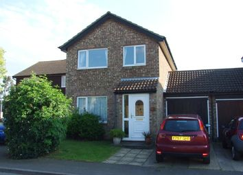 Thumbnail 3 bedroom detached house to rent in Pennway, Somersham, Huntingdon