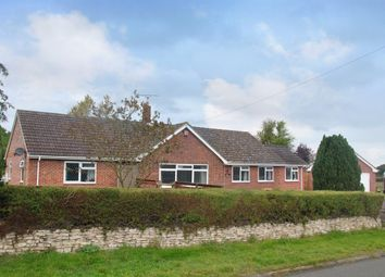 Thumbnail 4 bed detached bungalow for sale in Hill View Road, Strensham, Worcester