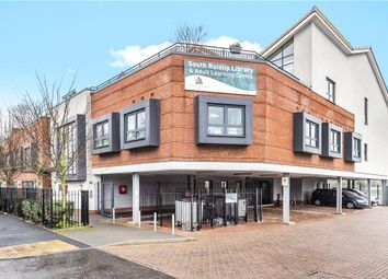 Thumbnail 1 bed flat for sale in Elizabeth Court, Victoria Road, Ruislip, Middlesex