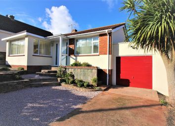 Thumbnail 2 bed detached bungalow for sale in Hutton Road, Preston, Paignton