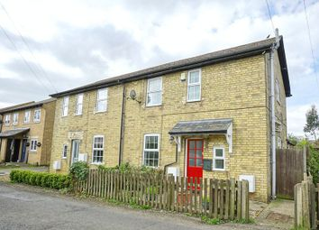 Thumbnail 3 bed semi-detached house for sale in Graveley Road, Offord D'arcy, St. Neots