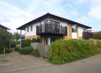 Thumbnail 2 bedroom flat to rent in Crowborough Lane, Milton Keynes