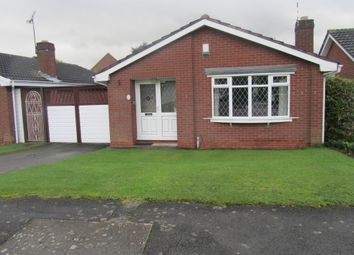 Thumbnail 2 bed detached bungalow for sale in Turnberry Drive, Nuneaton