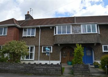 Thumbnail 3 bedroom terraced house for sale in Maple Crescent, Swansea