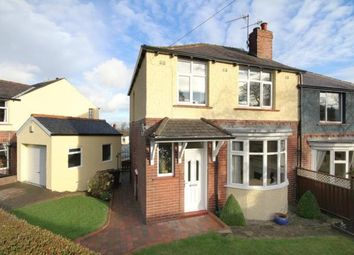 Thumbnail 3 bed semi-detached house for sale in Bingham Park Road, Sheffield, South Yorkshire
