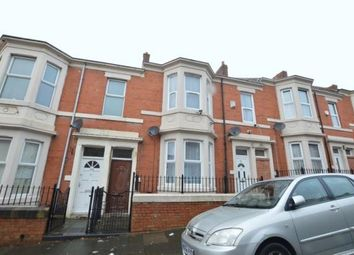 Thumbnail 3 bed flat for sale in Ellesmere Road, Newcastle