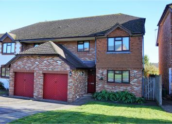 Thumbnail 3 bed semi-detached house for sale in Robinwood Drive, Sevenoaks