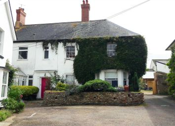 Thumbnail 3 bed terraced house for sale in South Square, Colyton, Devon