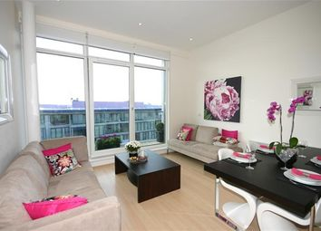 Thumbnail 2 bed flat to rent in Warwick Building, Two Bedroom, Chelsea Bridge Wharf
