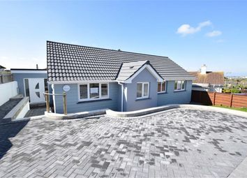 Thumbnail 4 bedroom detached bungalow for sale in Trevella Road, Bude
