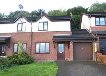 Thumbnail 2 bed semi-detached house for sale in Tan Y Coed, Carmel, Holywell, 7Nn.