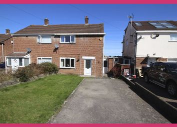 Thumbnail 3 bed semi-detached house for sale in Instow Place, Llanrumney, Cardiff