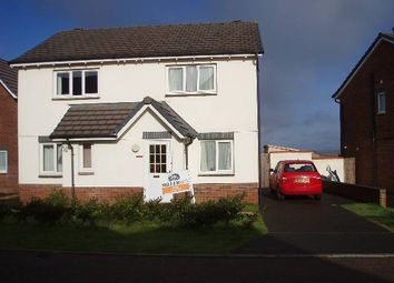 Thumbnail 2 bed property to rent in Foxglove Close, Launceston, Cornwall