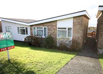 Thumbnail 2 bed semi-detached bungalow for sale in 3 Pen Y Ffordd, Aberdovey